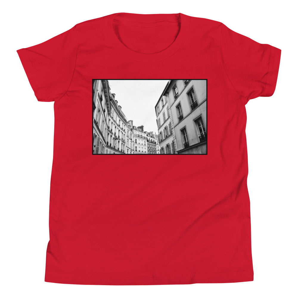 Montmartre Paris Kids T Shirt