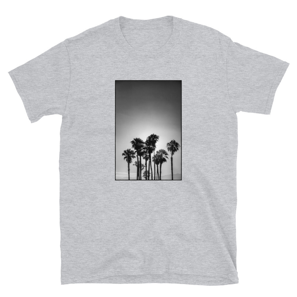 Santa Monica Sunset Men's T Shirt