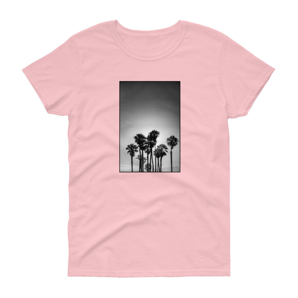 Santa Monica Sunset Women's T Shirt