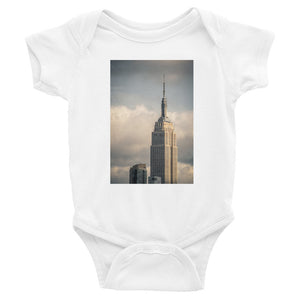 Empire State Building Baby Onesie