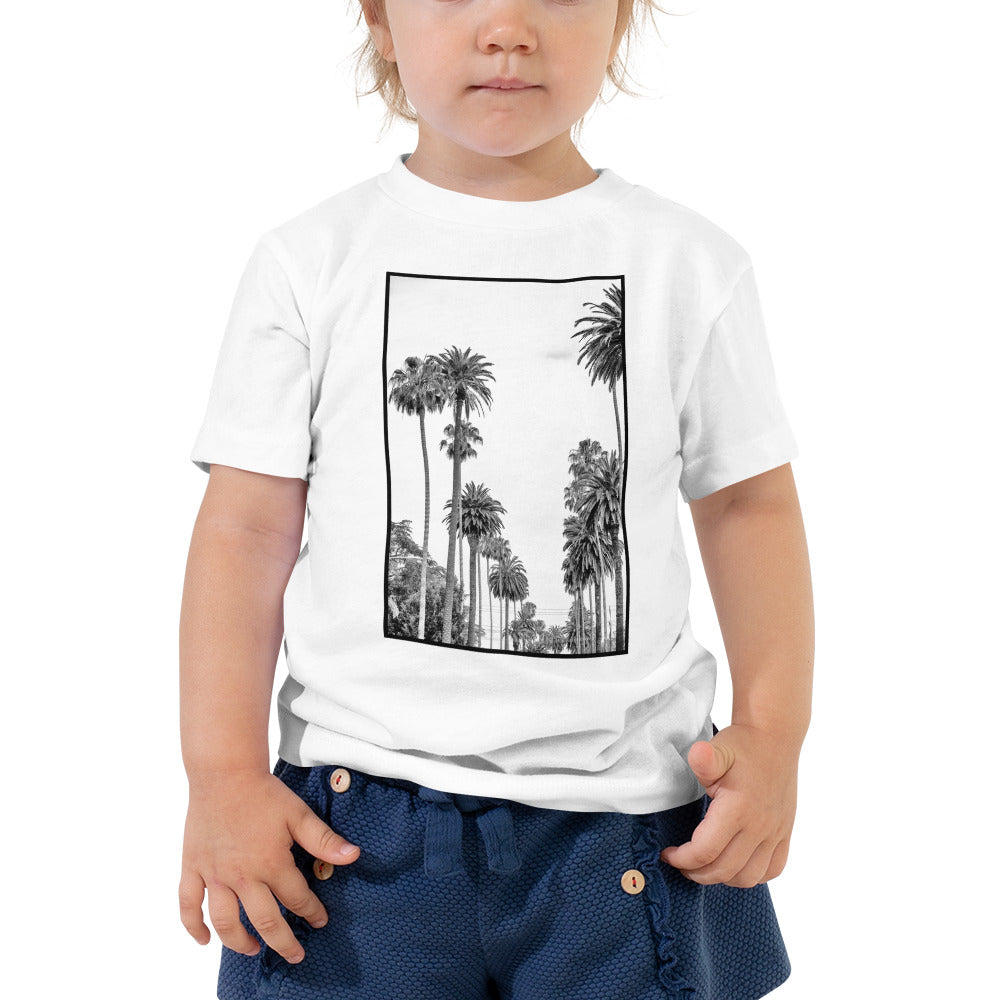 L.A. Beach Vibes Toddler T Shirt
