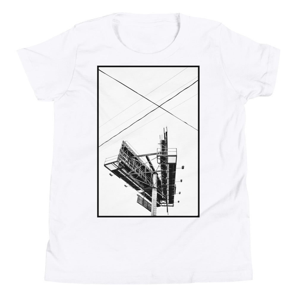 West Hollywood Billboard Kids T Shirt