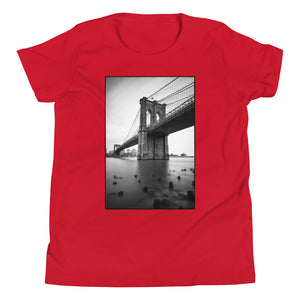 Brooklyn Bridge Kids T Shirt