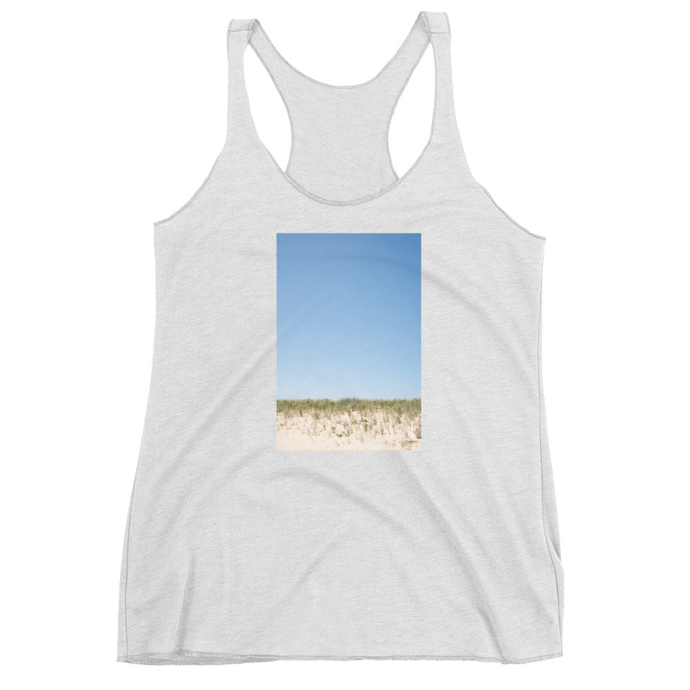 Cape Cod Beach Women's Sand Dune Tank Top