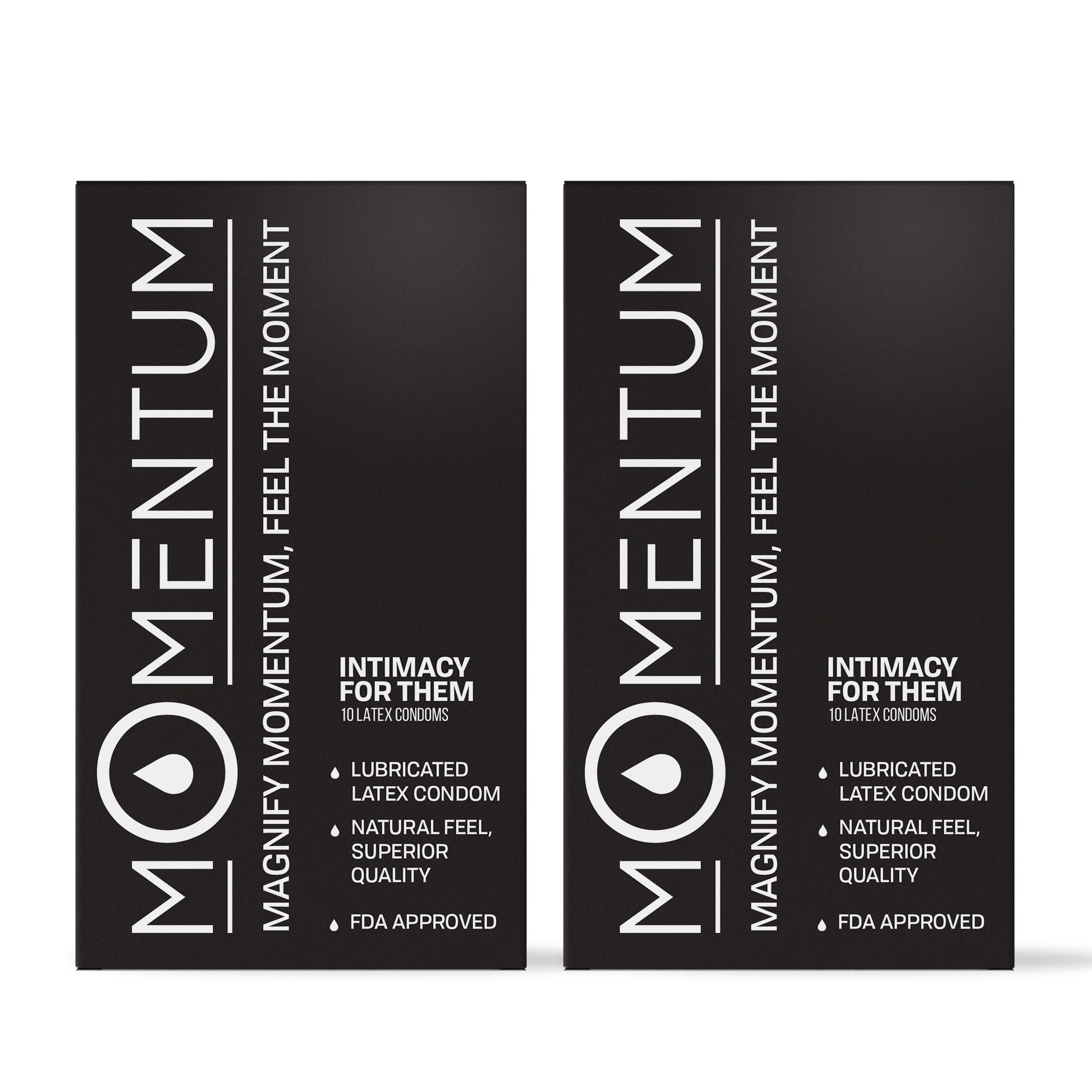 Momentum Condoms For THEM- Momentum Intimacy by Dr. Drai