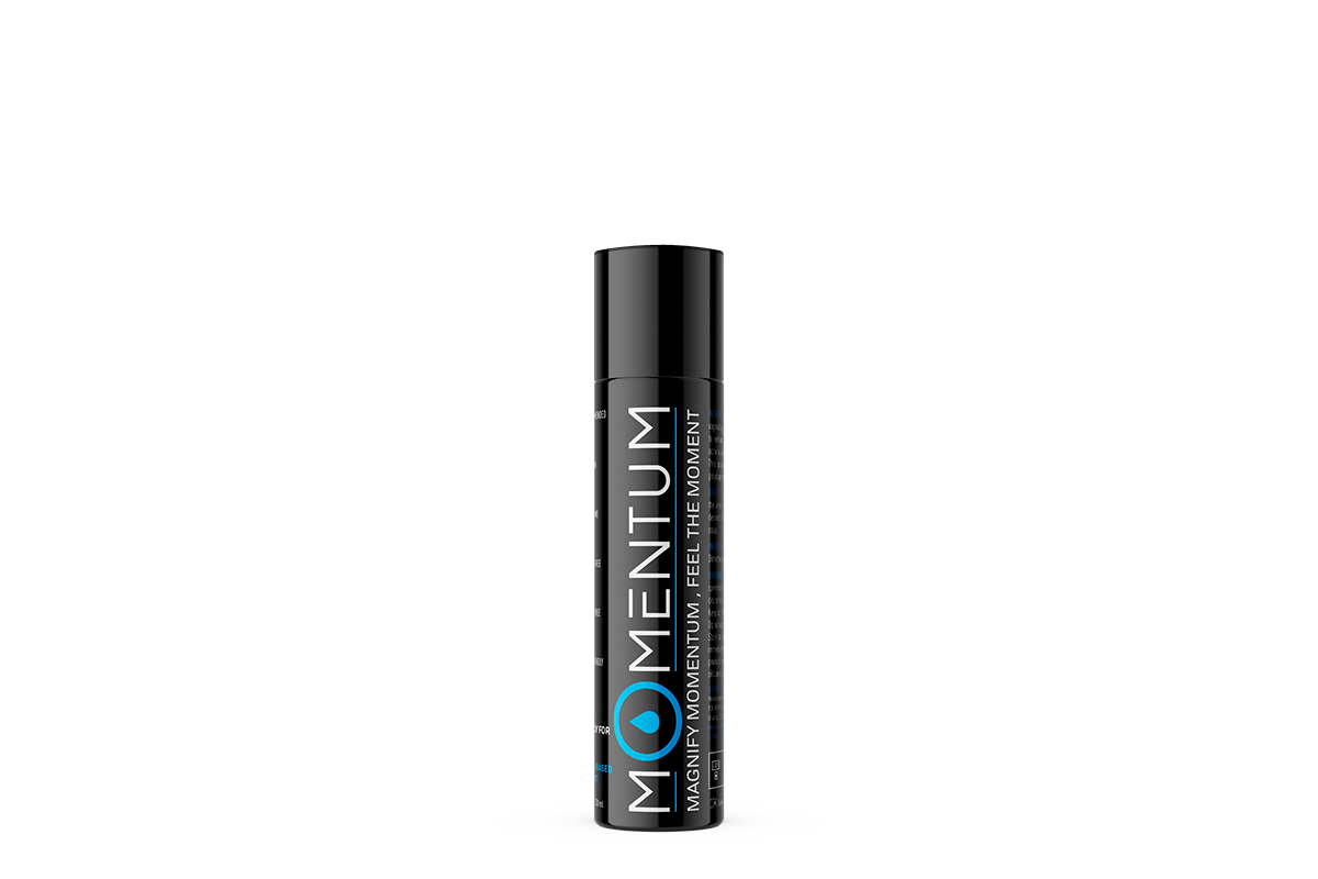 Momentum Silicone-Based Lubricant 1 oz For HIM