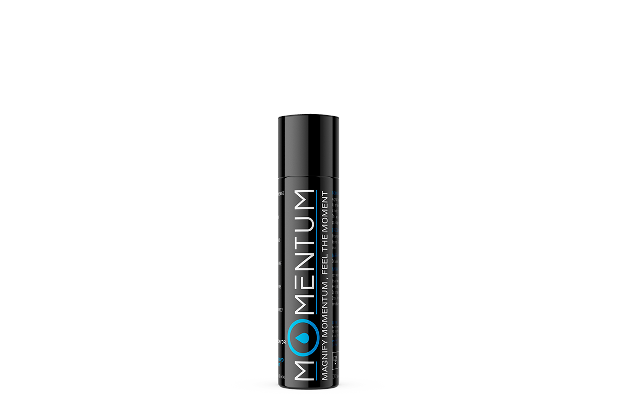 Momentum Water-Based Lubricant 1 oz For HIM