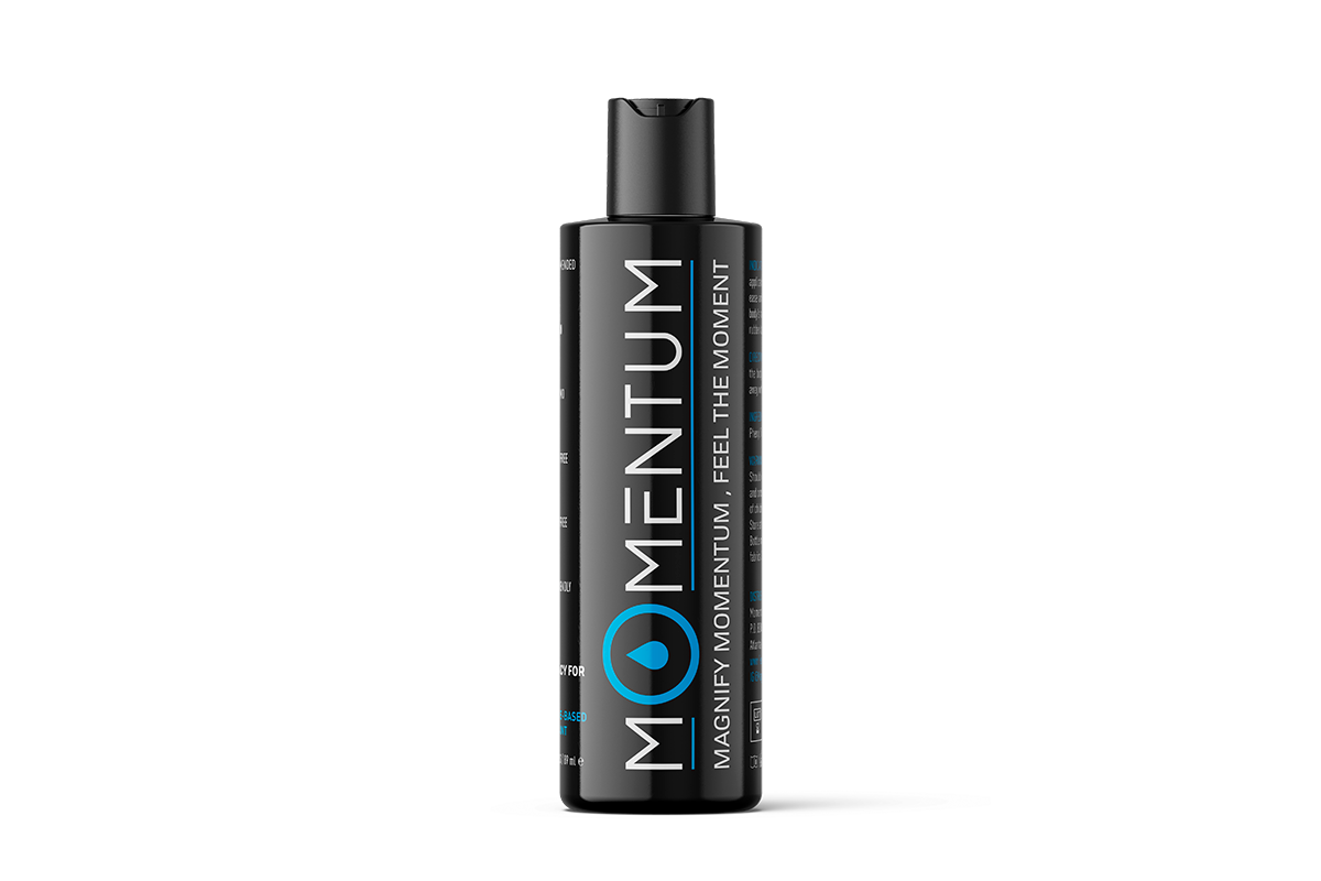 Momentum Silicone-Based Lubricant 3 oz For HIM