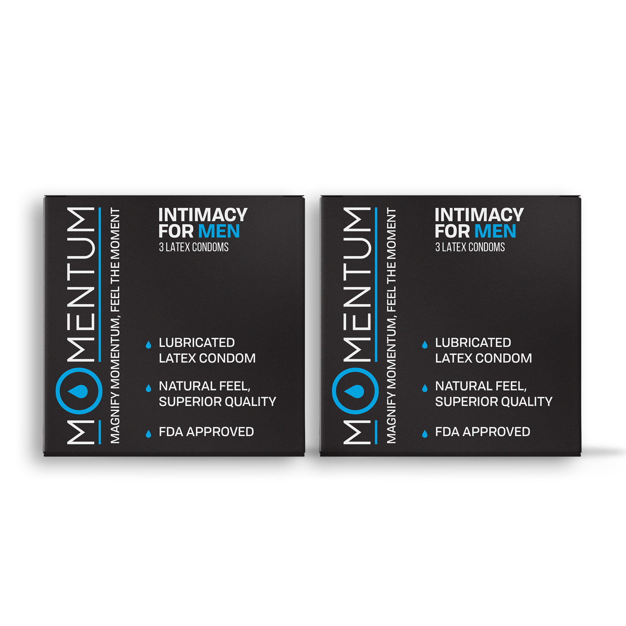 Momentum Condoms For HIM- Momentum Intimacy by Dr. Drai