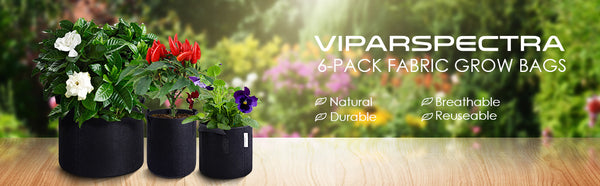 ViparSpectra Fabric Pots