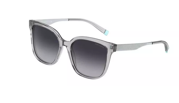 Tiffany Transparent Grey Sunglasses