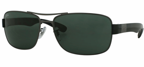 Ray Ban Rectangular Lens Sunglasses