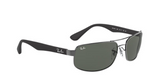 Ray Ban Gunmetal Sunglasses
