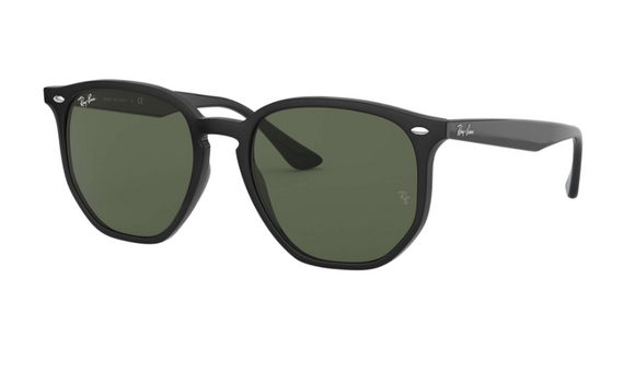 Ray Ban Irregular Lens Sunglasses