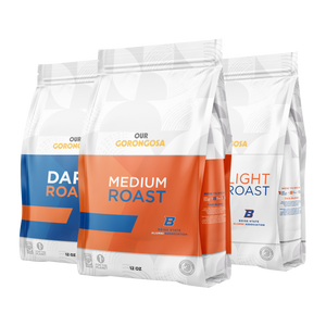 Boise State Blend | All Roast Trio ( 3 x 12oz bags)