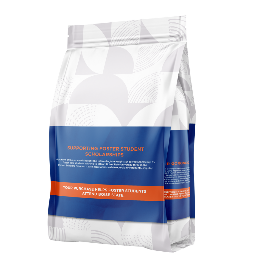 Boise State Blend Subscription (Dark Roast) | 12oz Bag