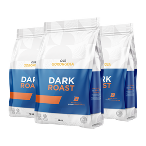 Boise State Blend | Dark Roast Trio (3 x 12oz Bags)