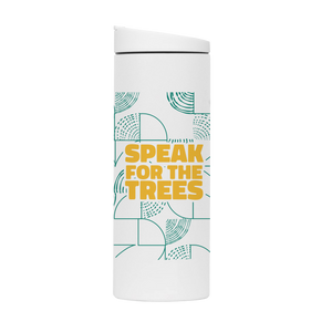 Speak for the Trees Miir Travel Tumbler | Green