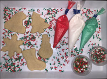Load image into Gallery viewer, Christmas Cookie Box!!!!