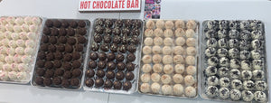 Mini Size - Hot Cocoa Bombs - 50mm