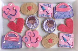 Cookies - Themed Sugar Cookies- All Occasions