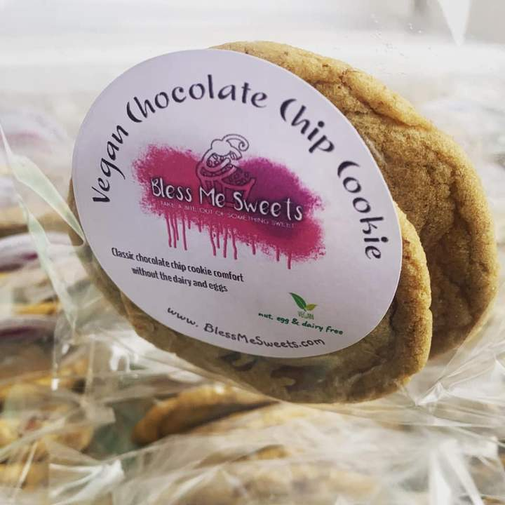 #1 Seller - Vegan Cookies (NEW FLAVORS)