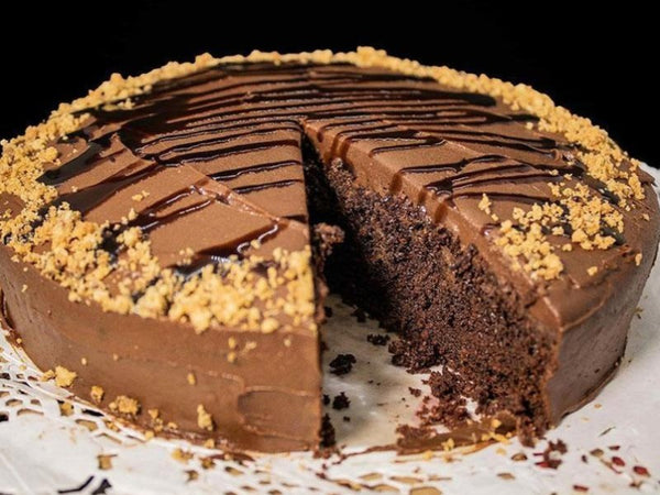 Cake de chocolate - Mandao