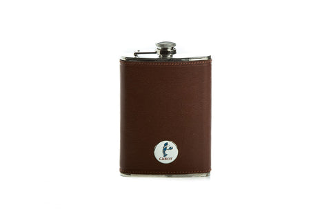 Access Leather Flask