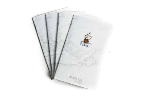 Cabot Links Yardage Guide