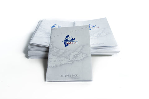 Cabot Cliffs Yardage Guide