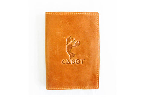 Dormie Leather Score Card Holder Cabot Cliffs