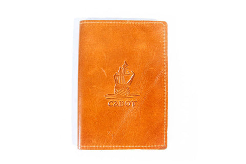 Dormie Leather Score Card Holder Cabot Links