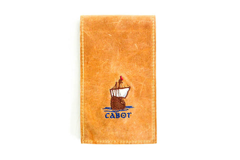 Dormie Leather Yard Guide Cover Cabot Links