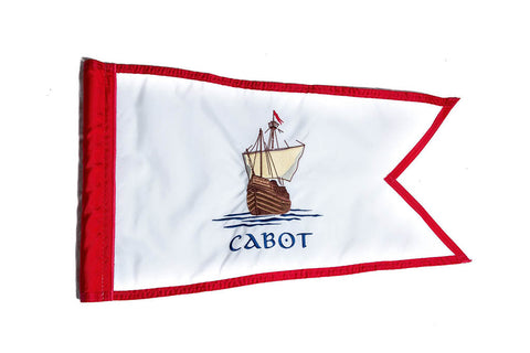 Cabot Links Course Flag
