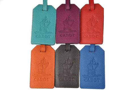 Cabot Links Bag Tags