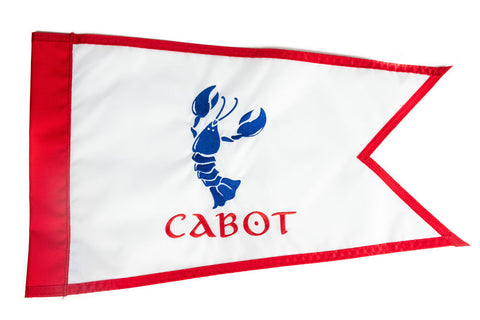 Cabot Cliffs Course Flag