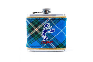 Seamus Golf Cabot Cliffs Tartan Flasks