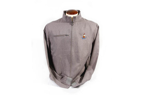 Greg Norman Cabot Links Full Zip Jacket