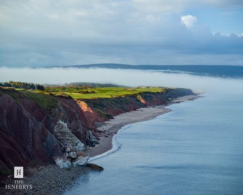 Cabot Cliffs Hole #18 Print by The Henebrys – Image #CF009452