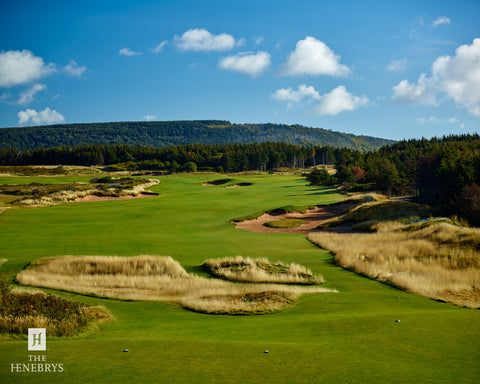 Cabot Cliffs Hole #11 Print by The Henebrys – Image #CF009506