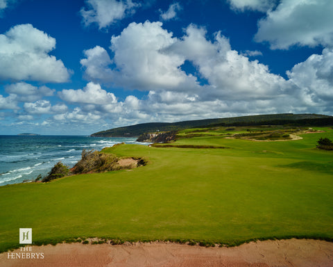Cabot Cliffs Hole #18 Print by The Henebrys – Image #CF009634