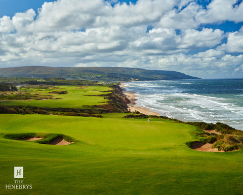 Cabot Cliffs Hole #17/18 Print by The Henebrys – Image #CF009662
