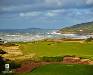 Cabot Cliffs Hole #15 Print by The Henebrys – Image #CF009791