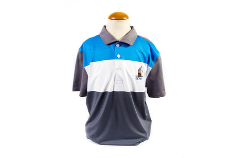 Puma Cabot Links Nineties Junior Boys Polo