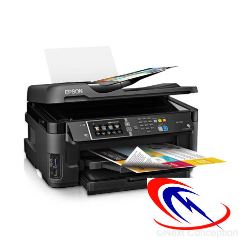 Epson WorkForce 7610