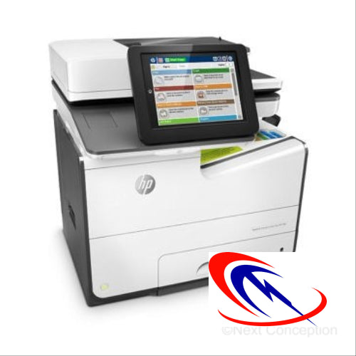 HP Color PageWide Managed E58650dn MFP