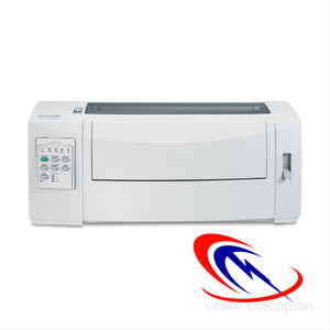 Lexmark Forms Printer 2581 Network