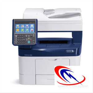 Xerox WORKCENTRE 3655sm MFP