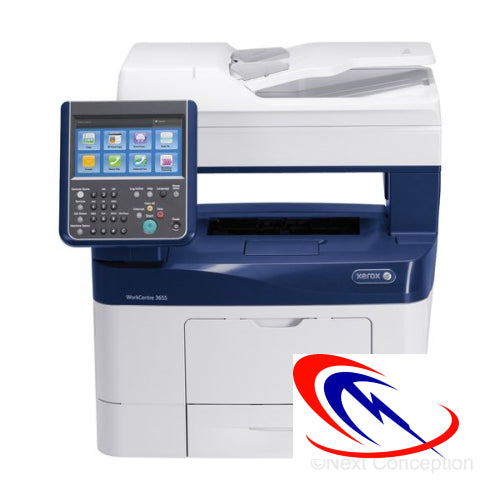 Xerox WORKCENTRE 3655xm MFP