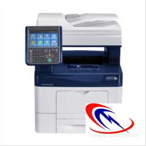 Xerox Color WORKCENTRE 6655xm MFP